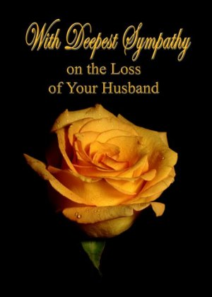 With Deepest Sympathy loss of Husband rose card.jpeg