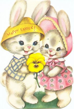 bunnies with pansy.jpg