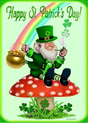 Happy St_ Patrick's Day Poster by Glenn Holbrook.jpeg