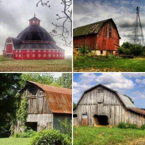 Old barn pictures