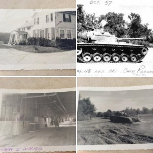 Army photos 1958-64