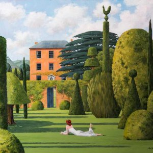 afternoon escape alan parry