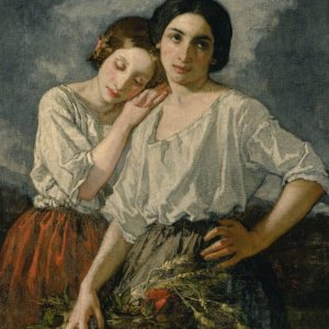 two sisters thomas couture 1915 - 1879.jpg