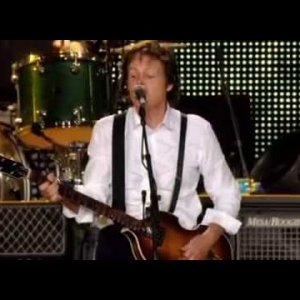 "Paul McCartney ""A Day In The Life"" Live"