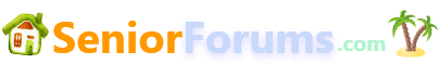 SeniorForums logo